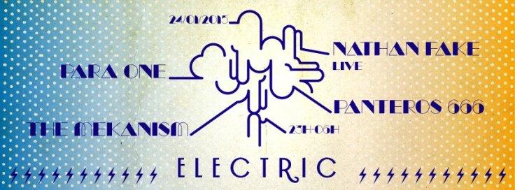 electric panteros mekanism